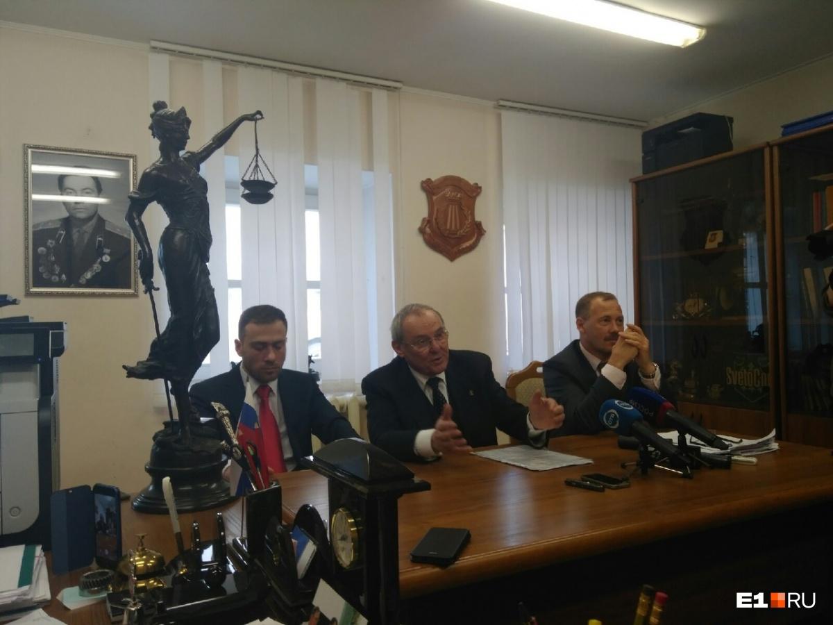 Игорь Михайлович считает, что дело против Миронова сфабриковали
