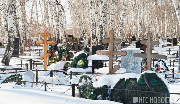 Под Красноярском нашли стихийное кладбище без хозяина
