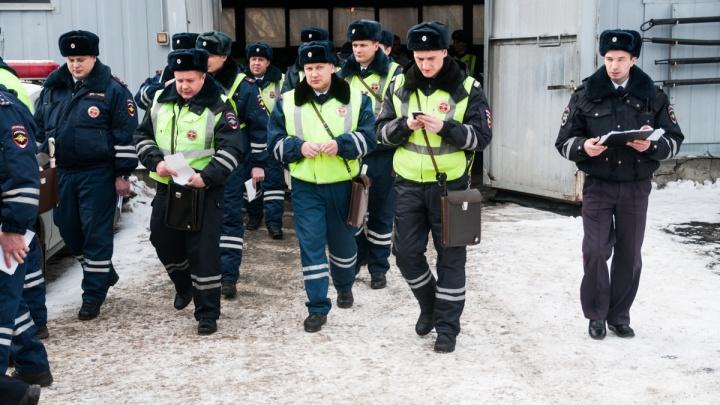 В День защитника Отечества автоинспекторы Екатеринбурга будут ловить пьяных водителей