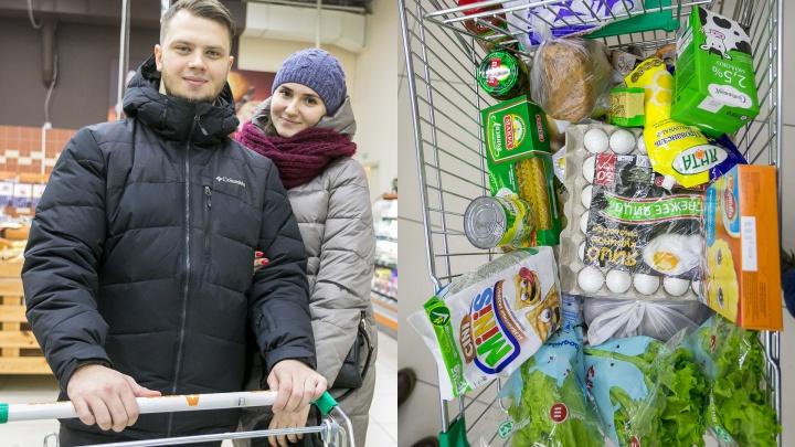 «Только на стол 20 тысяч»: что покупают и сколько готовы потратить красноярцы на новогоднюю ночь