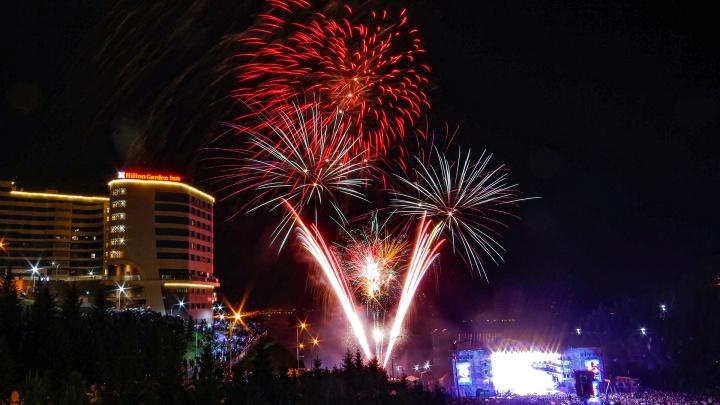 Небо над Уфой озарит фейерверк: в мэрии рассказали, когда ждать салюта в честь 100-летия республики