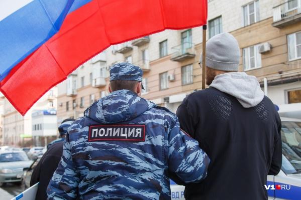 Обвиняемые уверяют, что ехали в столицу на День народного единства