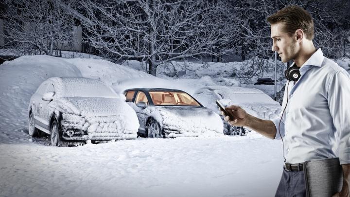 Выживает сильнейший:как спасти авто от сибирских морозов