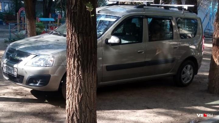 Администрация Краснооктябрьского района решила завалить волгоградцев штрафами