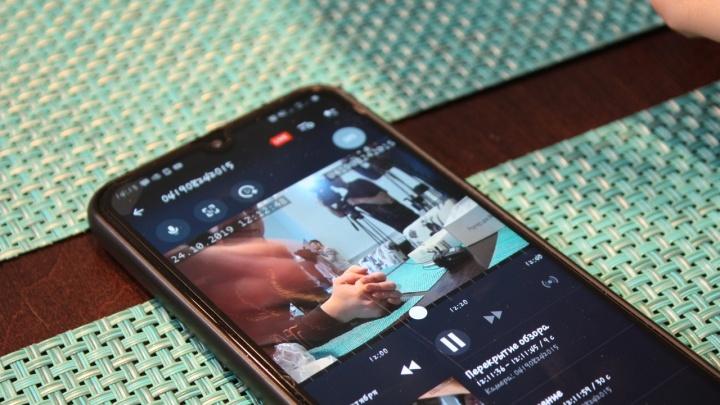 Шаг в будущее: все больше зауральцев устанавливают видеонаблюдение в квартирах
