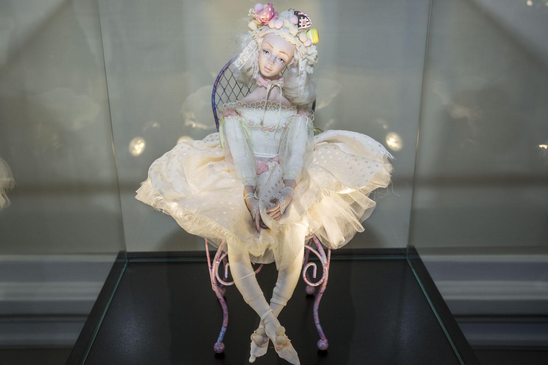 Более 200 авторских кукол можно будет бесплатно посмотреть в краеведческом музее