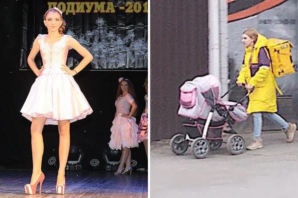 В прошлом Лада Королева тоже работала в модельном бизнесе