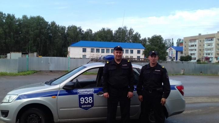 Решила пойти домой: в Башкирии полицейские вернули домой 6-летнюю девочку