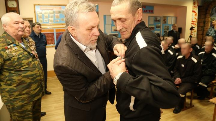 Омских заключенных наградили памятными медалями. А как вы к этому относитесь?