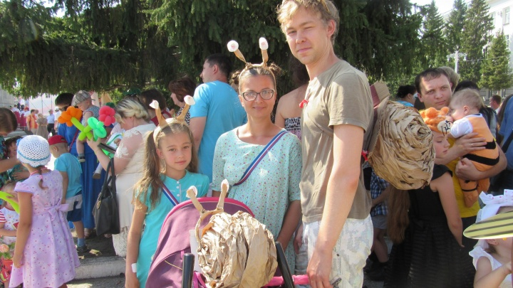 В Кургане День семьи, любви и верности отметят на два дня раньше