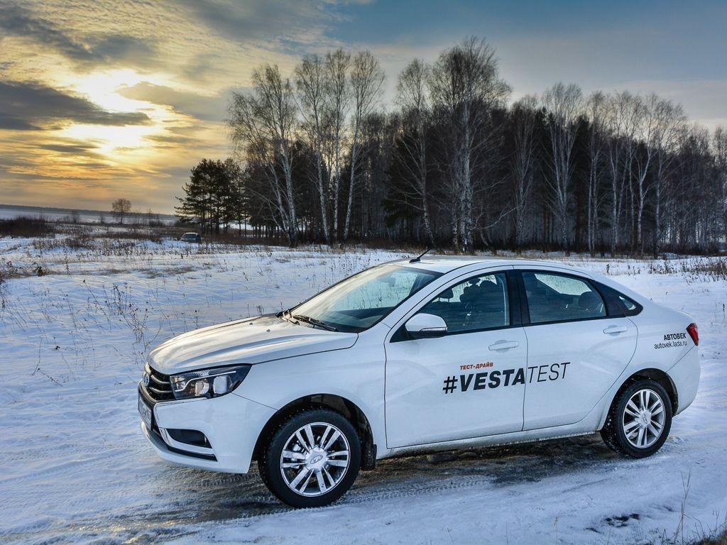Для LADA Vesta допустимы как 16-дюймовые, так и 15-дюймовые колеса (для версий Cross — 17-дюймовые)