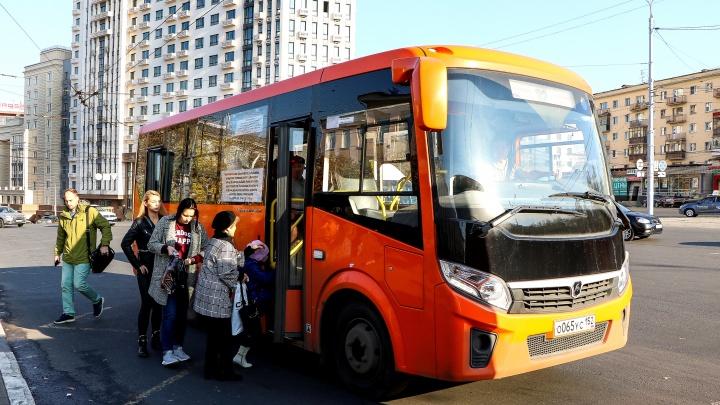 Еще два частных автобусных маршрута подключились к системе безналичной оплаты в Нижнем Новгороде