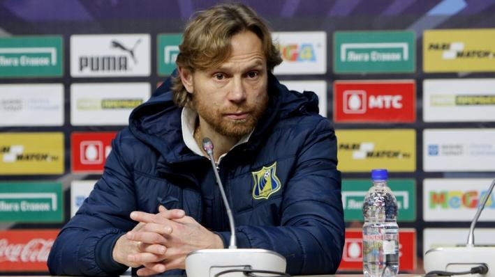 Тренера ФК «Ростов» дисквалифицировали на шесть матчей за поведение в Самаре