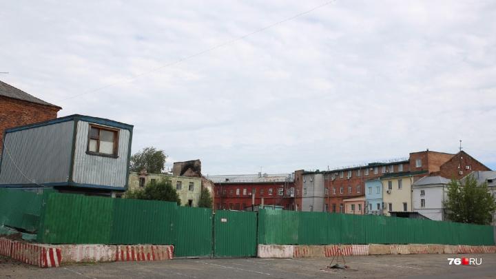 У «Старого города» хотят воткнуть многоэтажку: главный архитектор Ярославля рассказал о планах