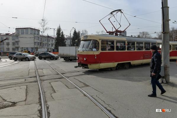 Движение трамваев и троллейбусов будет ограничено с 10 по 13 мая