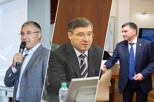 Валерий Фальков, Владимир Якушев и Дмитрий Кобылкин займут три кресла в обновленном правительстве Михаила Мишустина. Может ли назначение сибиряков быть закономерностью?