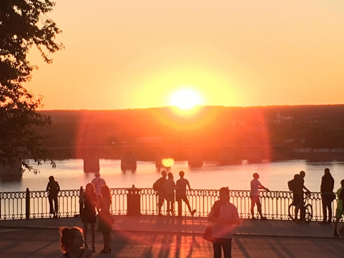 ВПермском крае предполагается прохладный исухой август