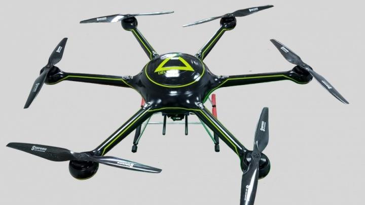 Под Уфой запустят в небо двухметровый дрон