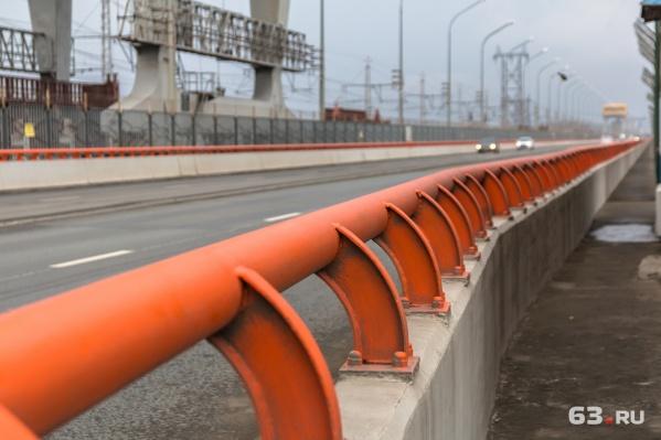 Новый мост разгрузит единственный в 63 регионе автомобильный мост через Волгу на Жигулевской ГЭС