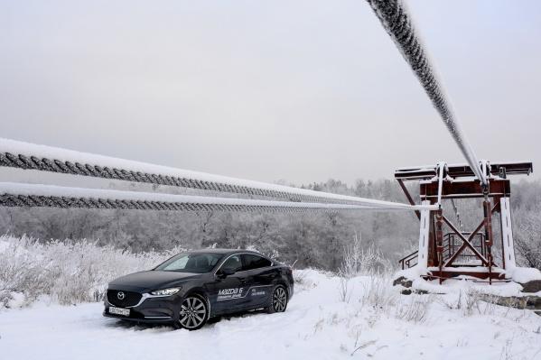 Mazda 6 прошла уже третий рестайлинг: с конца прошлого года обновлённая модель выпускается на Дальнем Востоке
