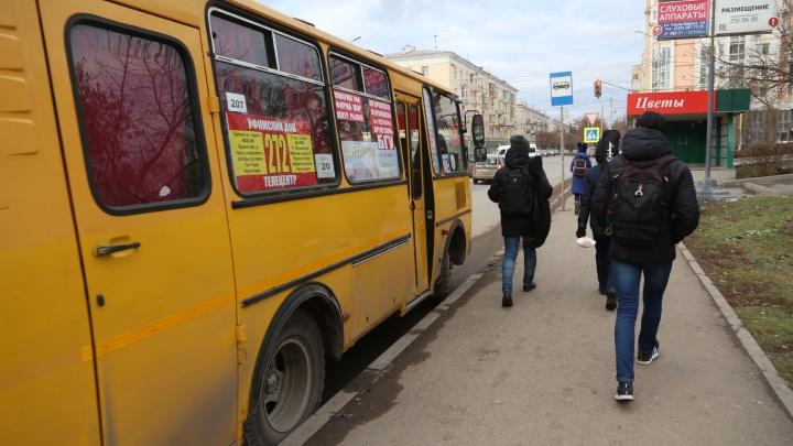 В Уфе появятся новые остановки транспорта: публикуем карту