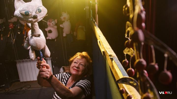 Она создавала сказку:умерла заслуженная артистка России, полвека работавшая в кукольном театре