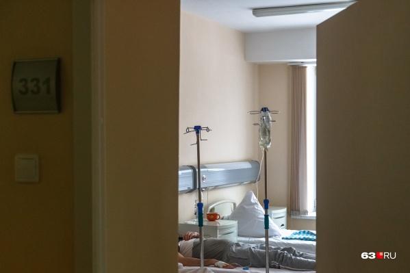 В больницах остаются еще 50 мигрантов