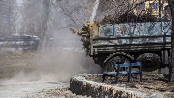 Новосибирцам ещё повезло: эколог нашёл в Сибири город, где пыли намного больше