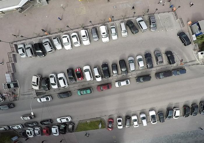 Футбольные болельщики смогут припарковаться в пяти местах