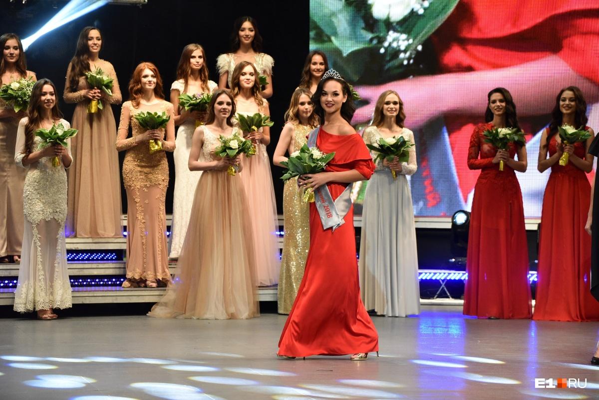 Полина Пупышева получила приз зрительских симпатий