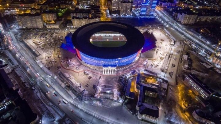 Дмитрий Медведев разрешил перенести срок сдачи Центрального стадиона на 2018 год