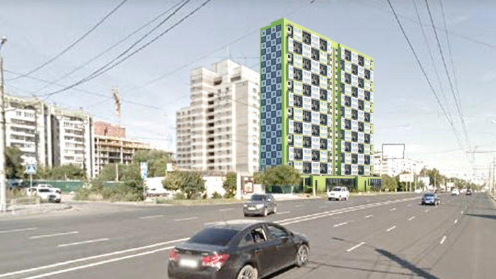 Прокурор Челябинска потребовал отменить разрешение на строительство 25-этажки с подземной парковкой