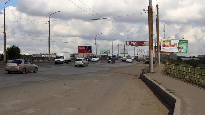 Мост у «Арены-Омск» полностью обследуют впервые за 39 лет