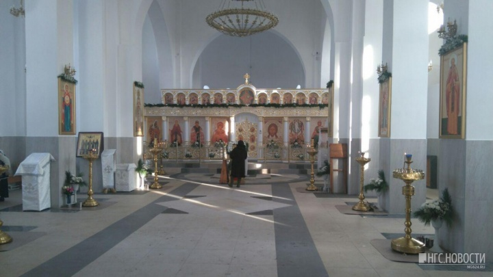Глава красноярской церкви назвал нынешнюю культуру греховной и запретил фотографироваться в храмах
