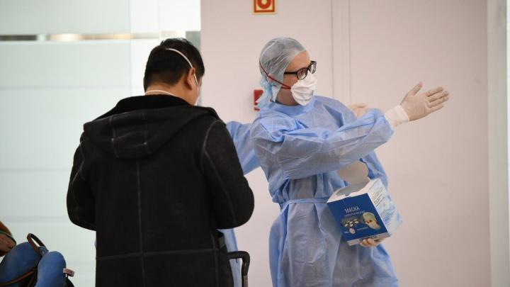 Медсестры будут круглосуточно дежурить в «Бодрости», куда привезли китайцев: онлайн-трансляция
