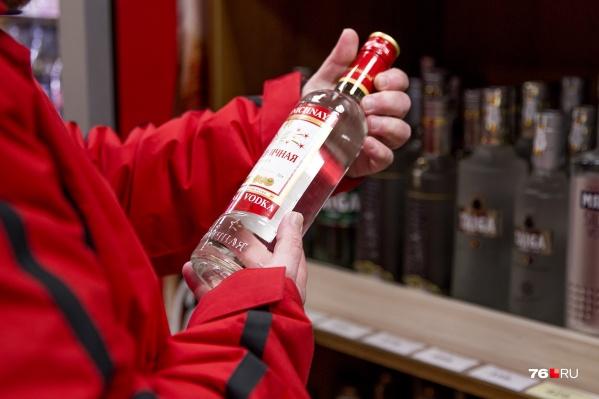 В день рождения водки попробуйте провернуть такой трюк: поставьте бутылку на стол и не прикасайтесь к ней до 1 февраля