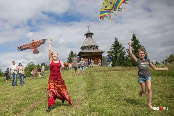 На фестивале Seasons в Хохловке запустят воздушных змеев. Обещают даже огромного кита