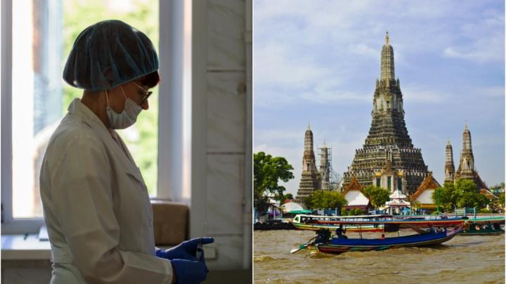 19 туристов привезли в Новосибирск опасную лихорадку из Таиланда