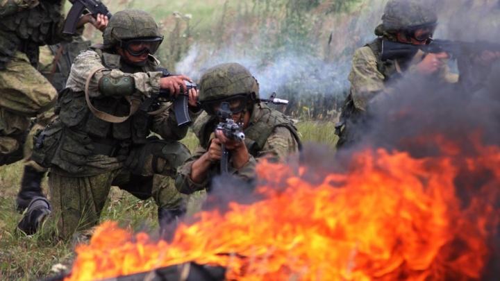Через горы и огонь: самарские разведчики едут защищать Россию в Казахстан