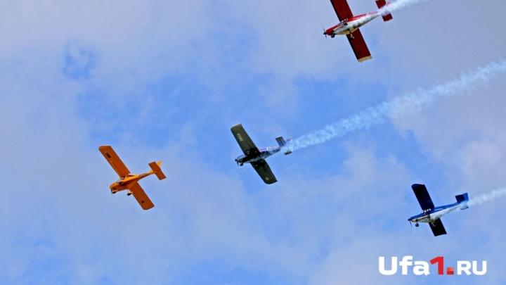 Первым делом самолёты: в Уфе отметят День авиации