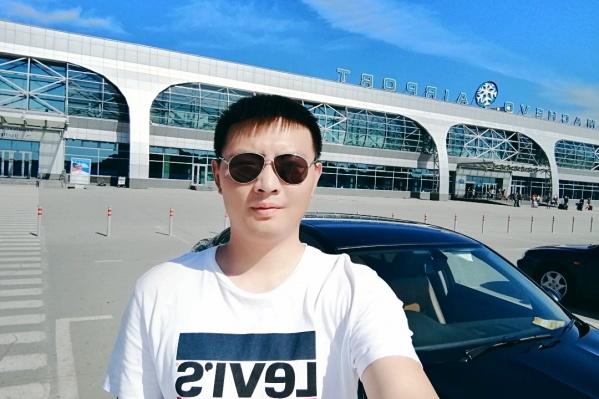 Студент УрФУ Ли Цззлун сейчас находится в городе Чанша на юге Китая. Он говорит, что почти не выходит из дома