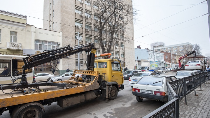 Гонял и парковался как попало: в Ростове владельцу BMW X5 начислили штраф в полмиллиона рублей