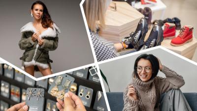 Где искать модную обувь, верхнюю одежду, шапку, уютный свитер и серьги: стилист устроила разбор трендов в магазинах