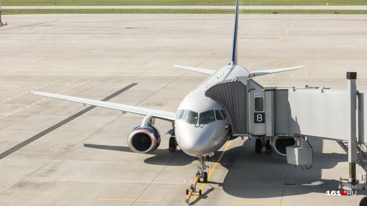 Из ростовского Платова запустят новые авиарейсы в два российских города