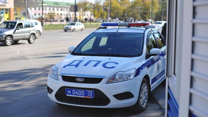 Тюменскому автомобилисту дали полтора года колонии за попытку бегства от сотрудников ДПС