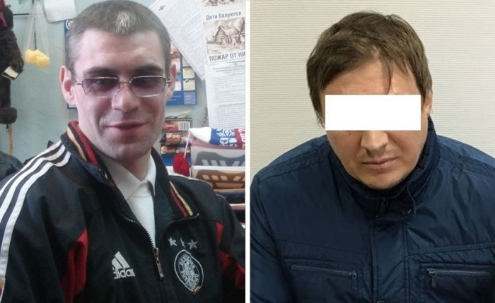 Подельники познакомились в 2009 году, а уже в 2010-м совершили первое преступление. На фото Голованов — справа, а Ширяев — слева