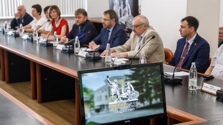 «Это место могли занять дилетанты»: волгоградцы открыли отделение Российского исторического общества