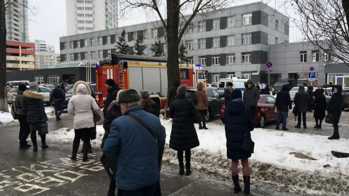 В Самаре по тревоге эвакуировали арбитражный суд