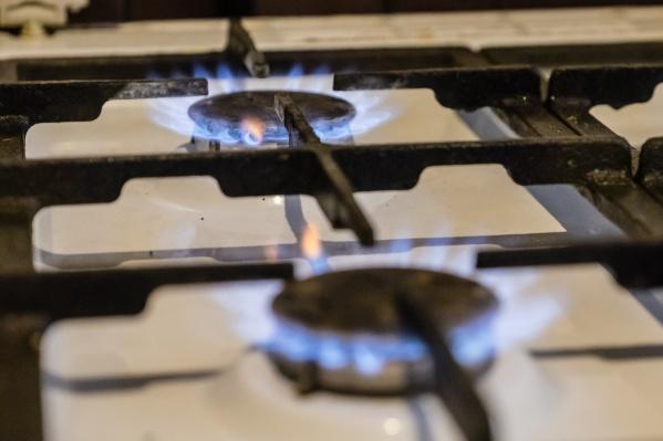 Газ для бытовых нужд подорожает на 1,7%