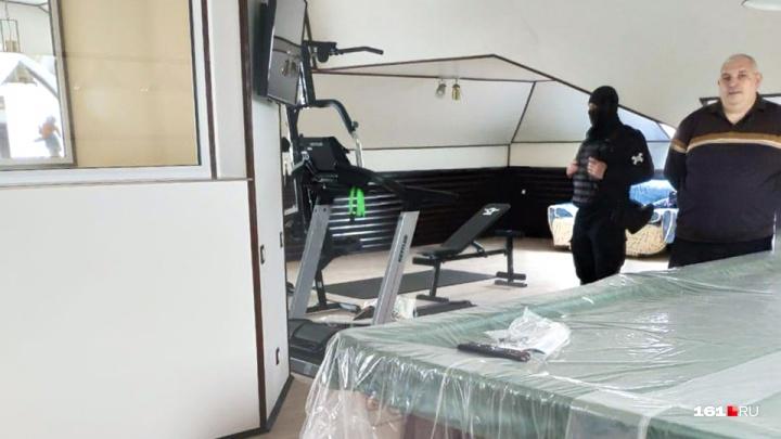 Экс-министра строительства Ростовской области взяли под стражу